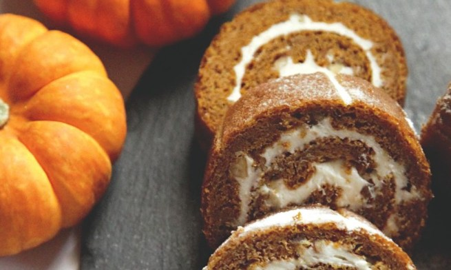 Pumpkin roll 2