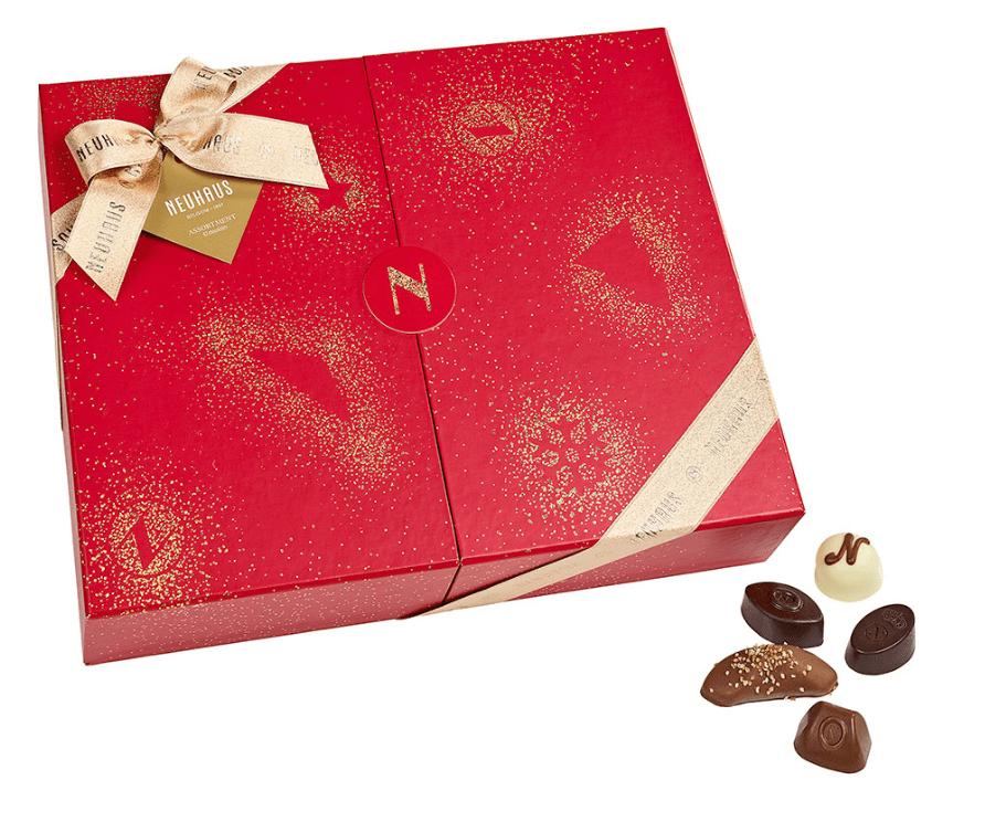 Neuhaus Christmas 2018 box