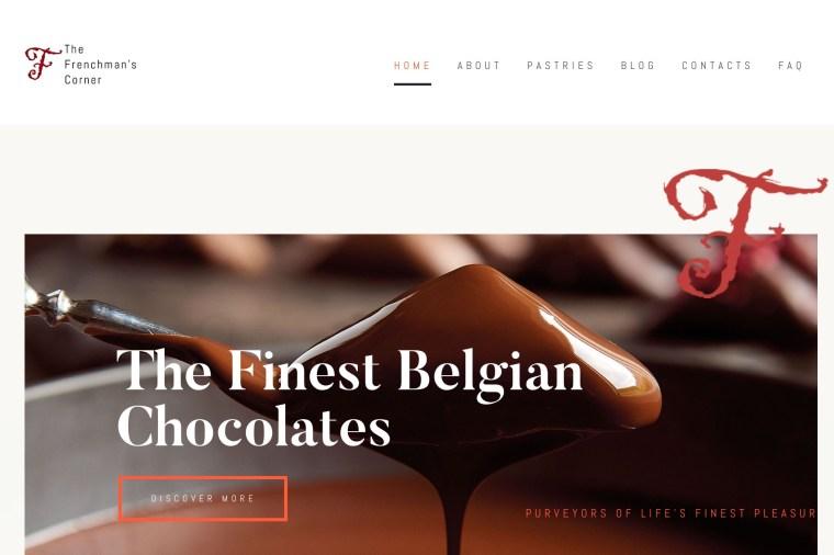 Website snapshot