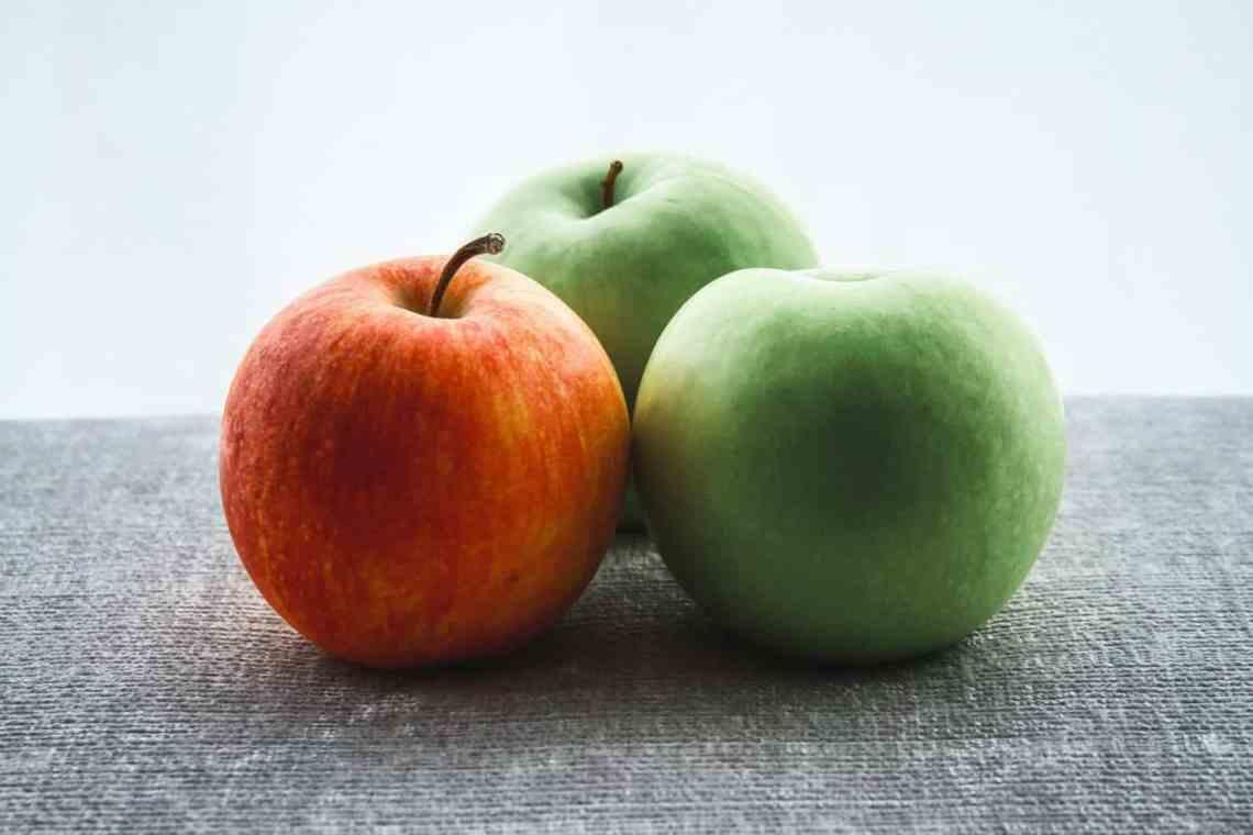 Pommes - Comment bien les choisir pour réussir tes recettes