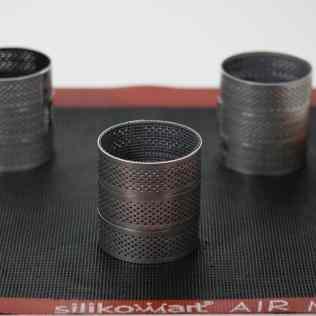 Préparation pour chou cylindrique