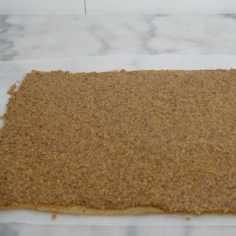 Biscuit japonais recouvert de praliné noisette