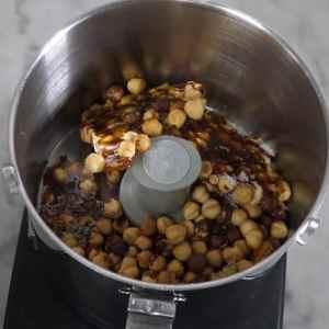 Praliné prêt à être mixé
