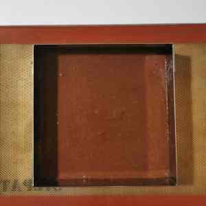 Biscuit chocolat au lait avant cuisson