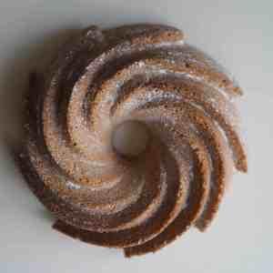 Annecien décoré de sucre glace
