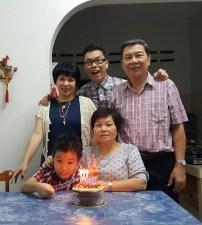 Mum's little birthday