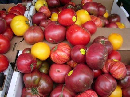 Tomatoes at Santa Monica Market_7