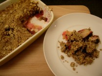 Blackberry and apple crumble_3