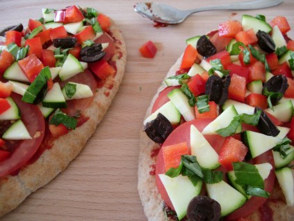 Pitta Bread Pizza_5