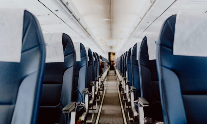 how to survive the middle seat in a long flight