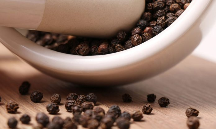 black peppercorn is the perfect fix for weed paranoia
