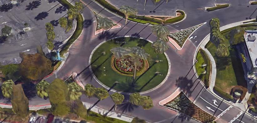 River Park Traffic Circle