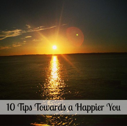 10 Happiness Tips