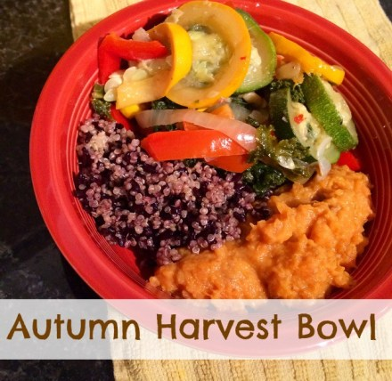 Autumn Harvest Bowl Recipe