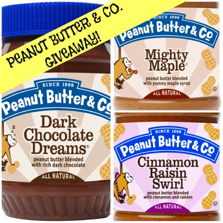 Peanut Butter Co Giveaway