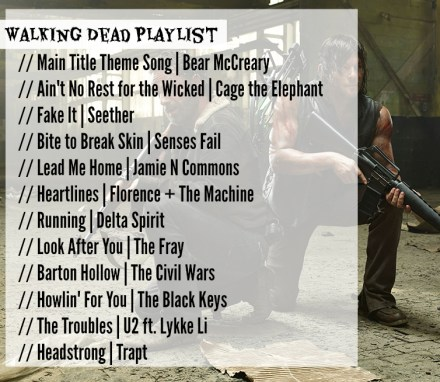The Walking Dead Playlist