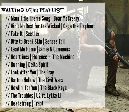 The Walking Dead Playlist