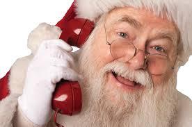 Santa - The Friendly Fig