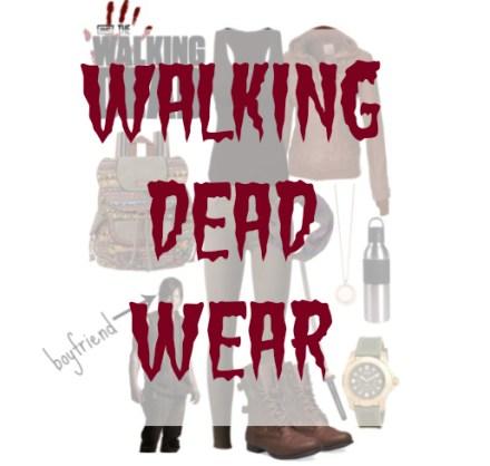 Walking Dead Style Inspiration