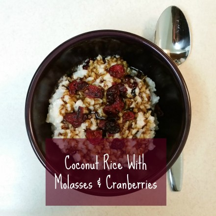 Vegan Coconut Rice Recipe