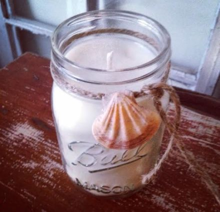 Candle - The Friendly Fig