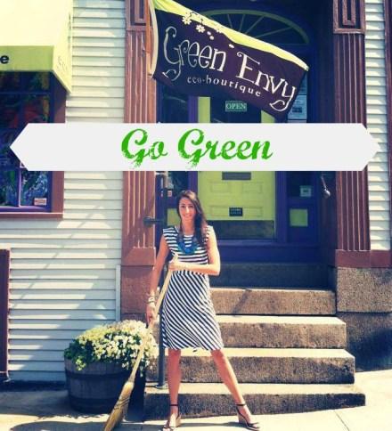 Green Envy - The Friendly Fig