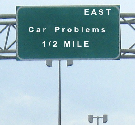 Car Problems - The Friendly Fig