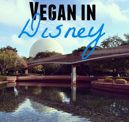 Vegan Disney World