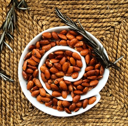 Rosemary Almonds Recipe