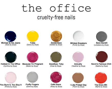 The Office Nails