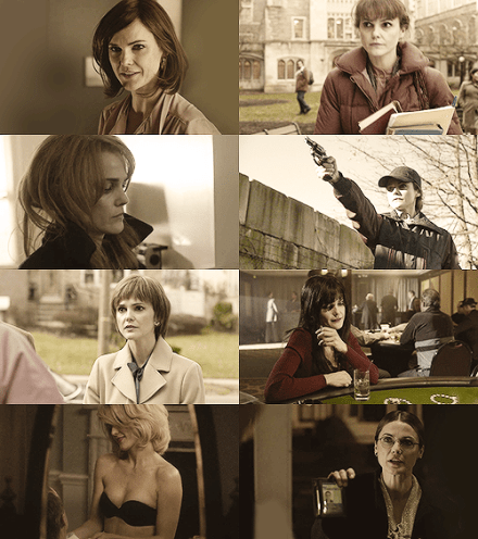 The Americans - The Friendly Fig