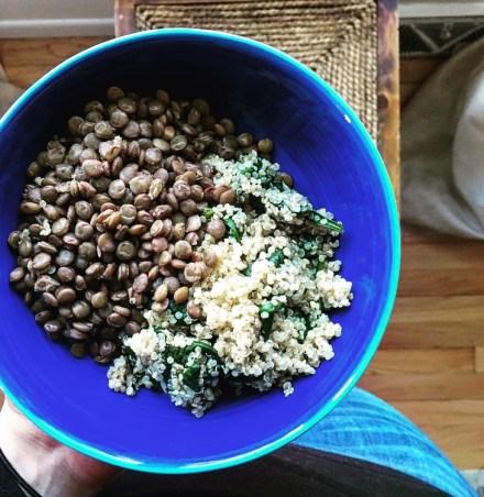 Pregnant Vegan Meals - First Trimester