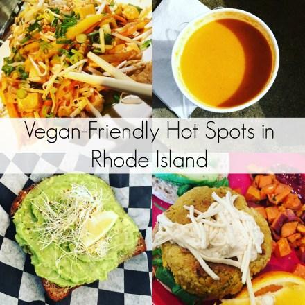 Vegan-Friendly Hot Spots in Rhode Island