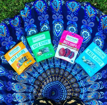 Rhythm Superfoods Kale Chips Review