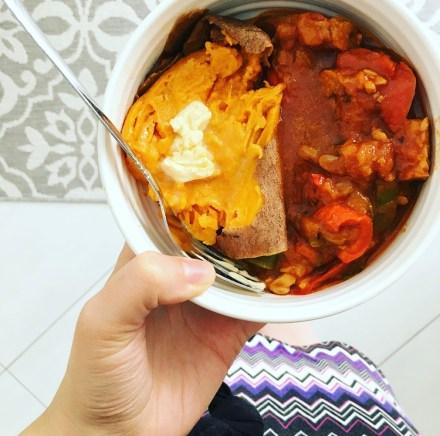 What I Eat As A Breastfeeding Vegan Mom