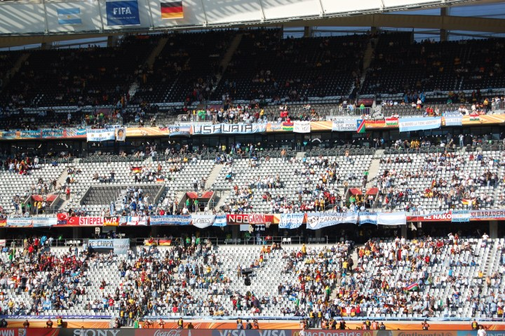 South Africa: World Cup 2010