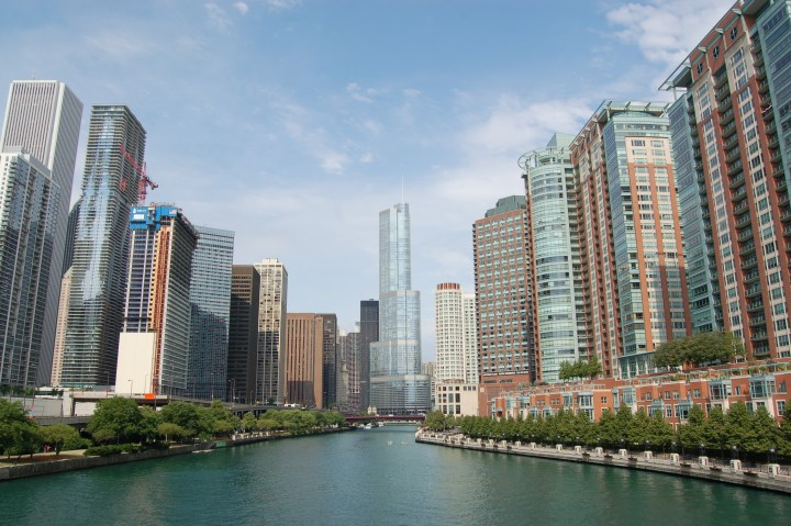 (Surprisingly) Blown away by the Windy City