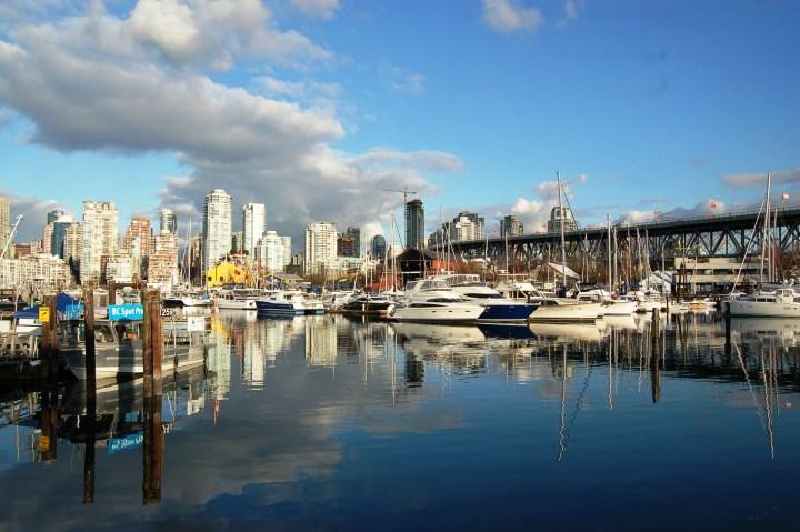 Beautiful British Columbia: Giving Vancouver the run around (1/3)