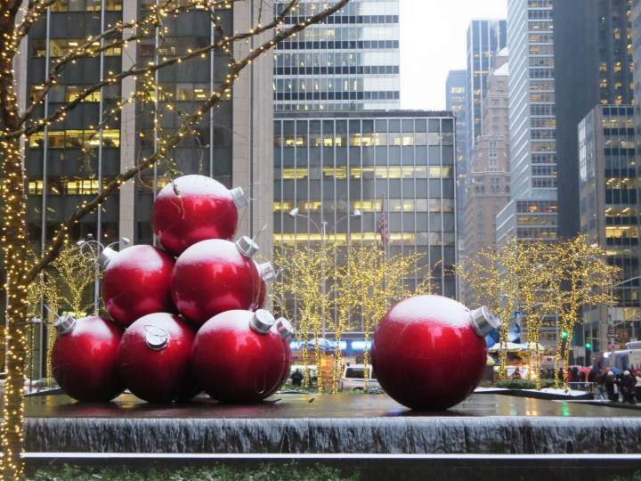 Christmas traditions: Finding a balance between giving and receiving this holiday season