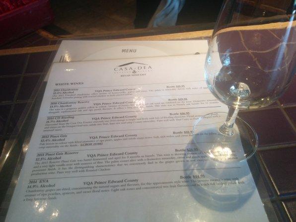 Casa-Dea Estates and Winery