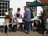 Raffle at Apple Day 2015
