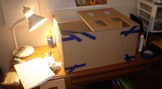 DIY Dollhouse of Horrors: Part 2