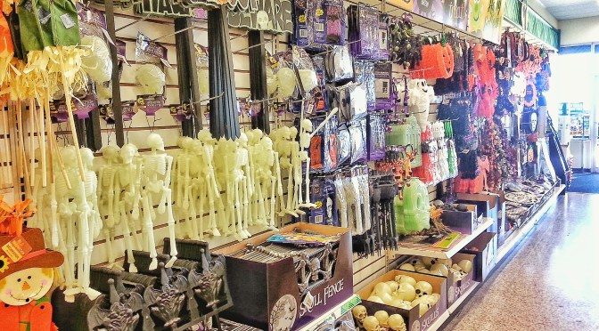 2016 Halloween Merchandise Review: Dollar Tree