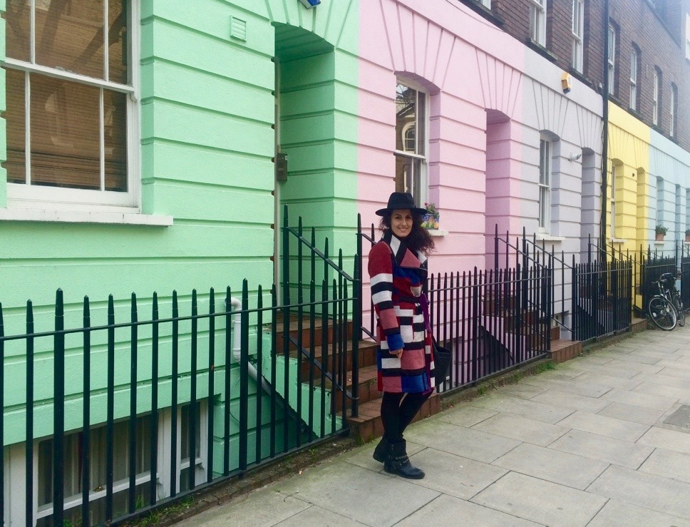 The Frilly Diaries colore a Londra