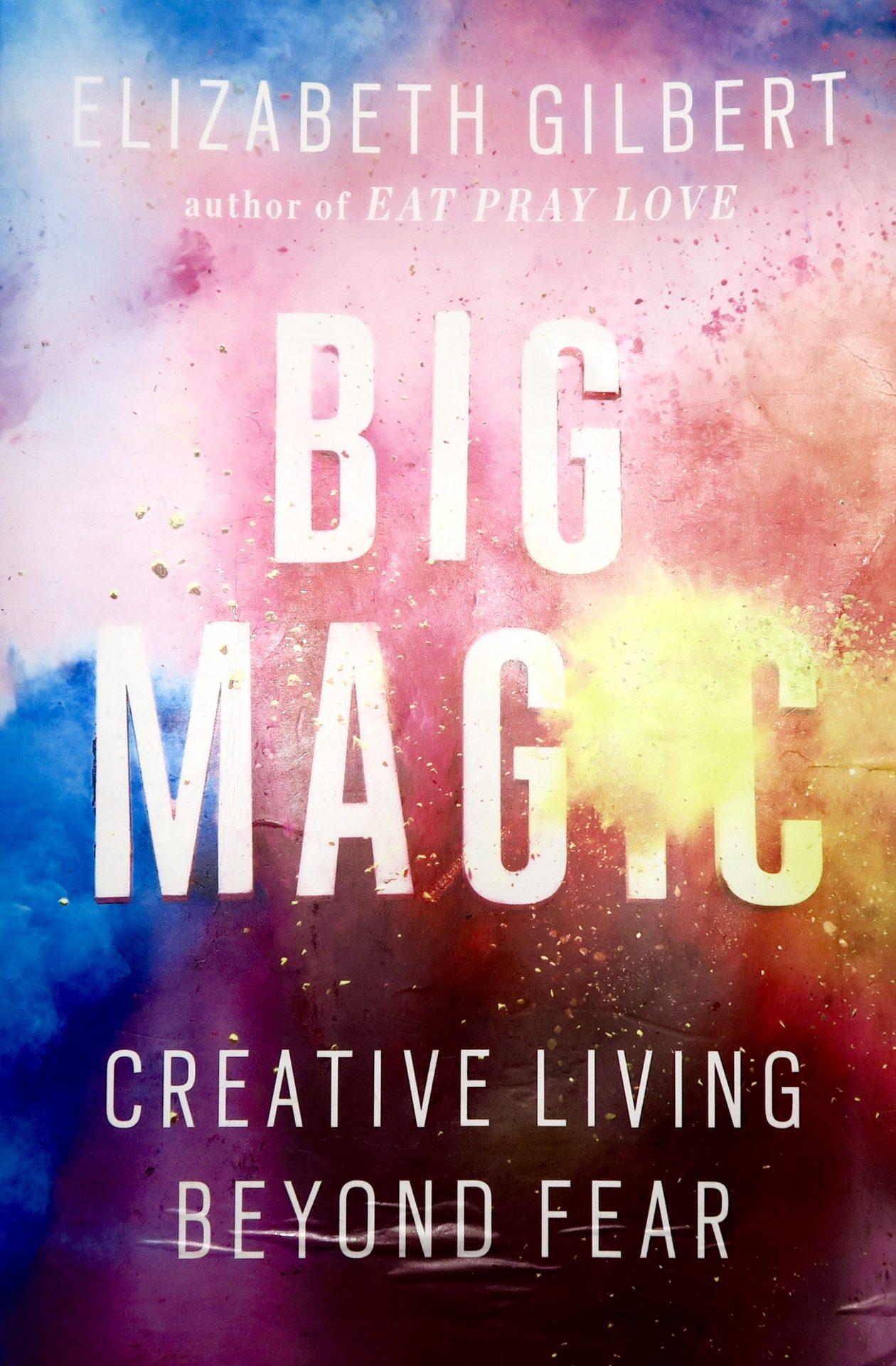 libro big magic da leggere in quarantena