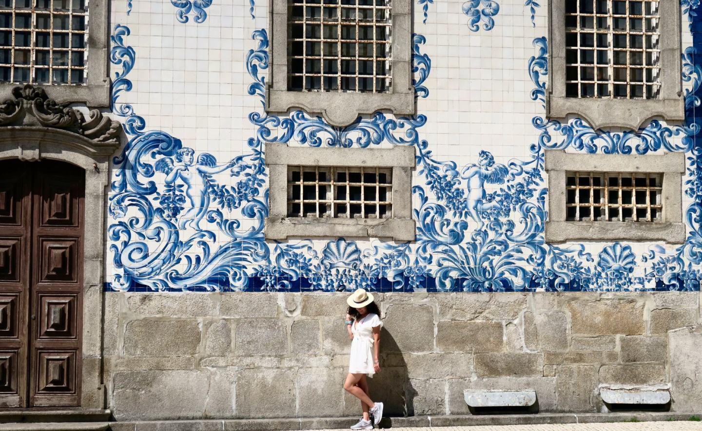 Igreia do Carmo Oporto Portugal The Frilly Diaries torneremo a viaggiare
