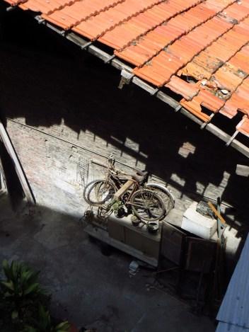Bike in Ventimiglia