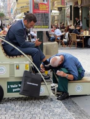 Prague vagabond