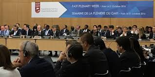 FATF meets in Paris