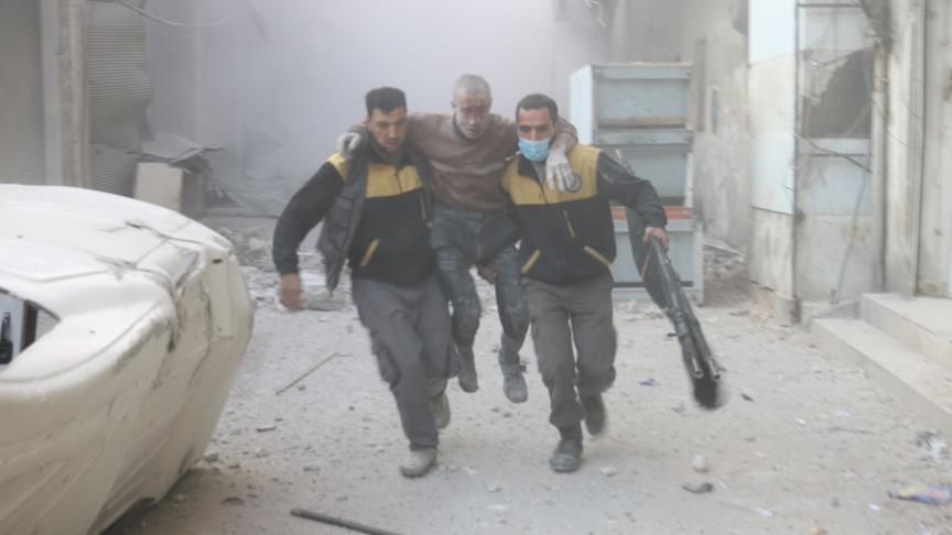 Syrian regime chemical attacks claims face probe